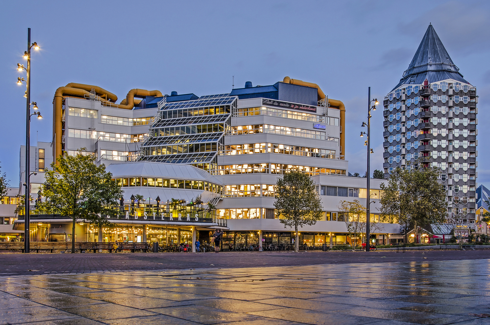 photo-of-rotterdam-library