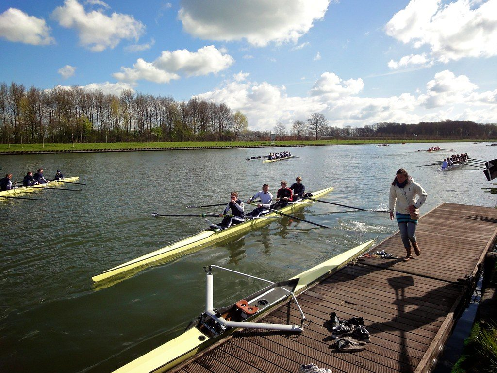 Rowing Amsterdam