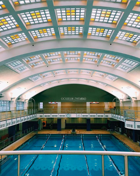 swimming pools in the netherlands