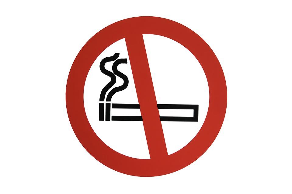 dutch cancer hospital no smoking