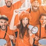 dutch-orange-football-kings-day