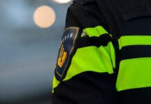 photo-of-badge-of-dutch-police-officer
