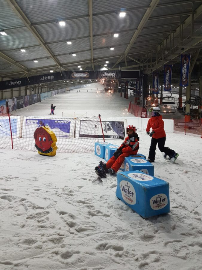 Indoor Skiing in the Netherlands