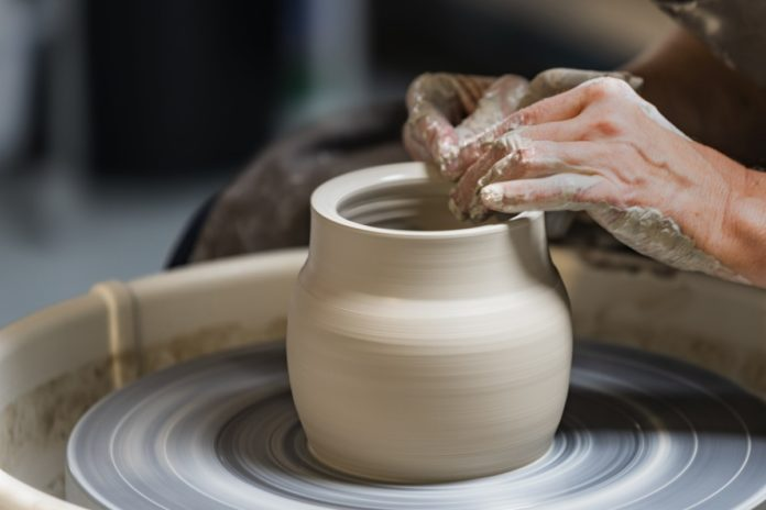 pottery in Amsterdam
