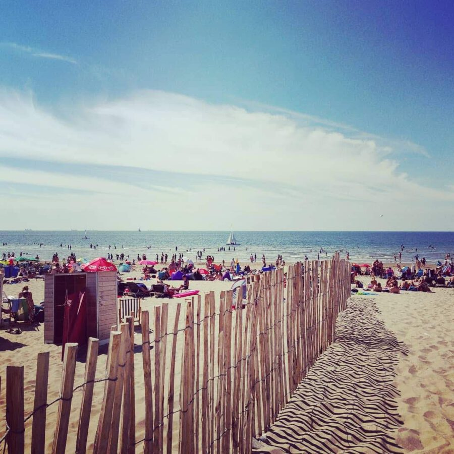 best beaches netherlands
