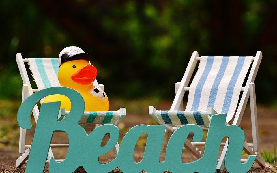 urban beach - relaxing
