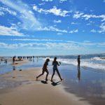 sun netherlands beach