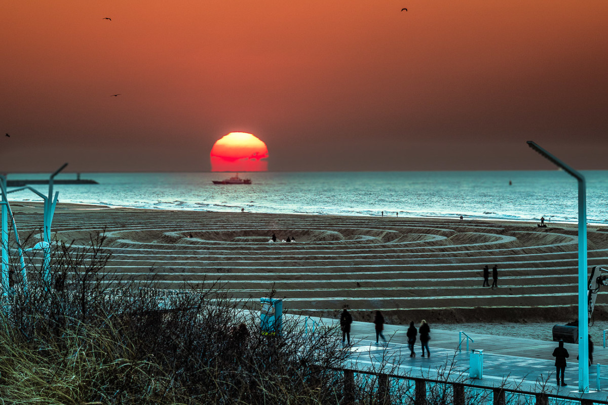 Hottest June night ever and hottest June 25th ever – DutchReview
