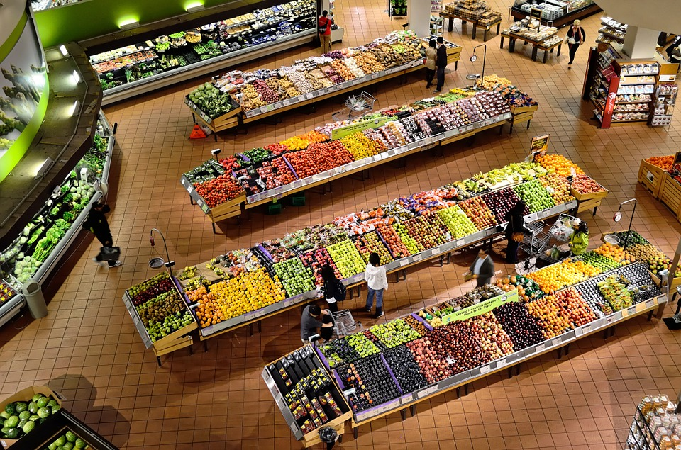 supermarkets netherlands