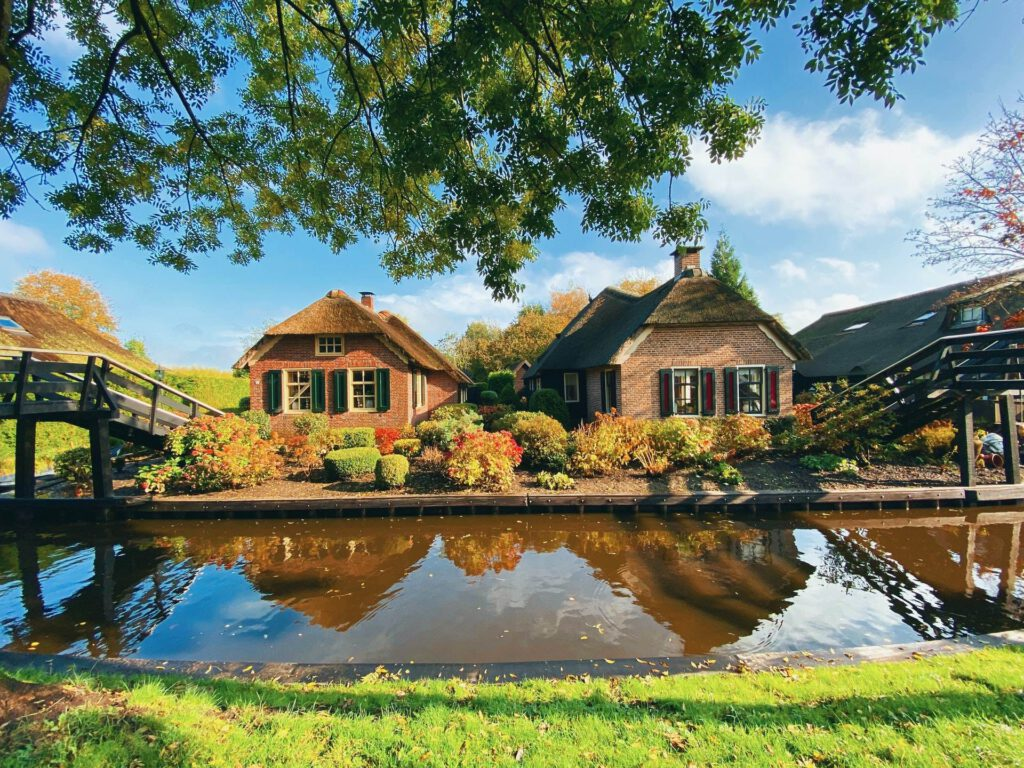 Photo-of-houses-in-Netherlands-buying-or-renting-a-house