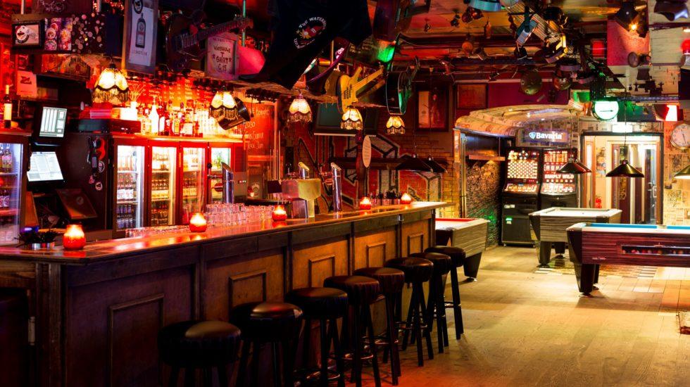 Last Waterhole, a smokers bar in Amsterdam