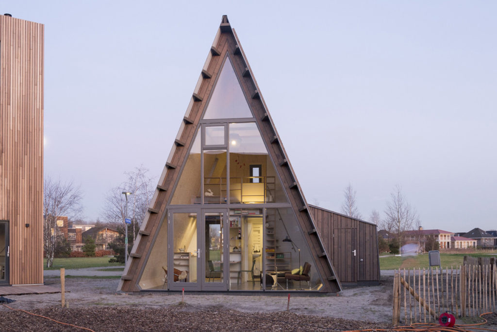 tiny house in the netherlands