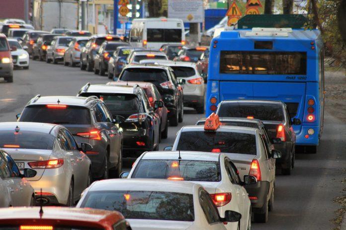 traffic jam Netherlands
