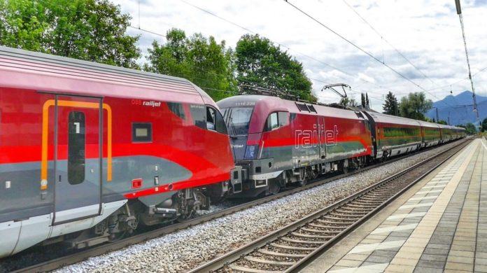 overnight train amsterdam to vienna