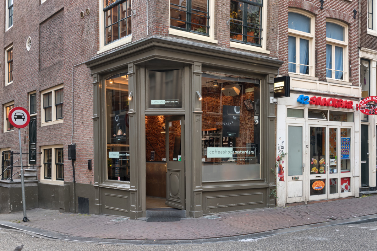 best place weed smoke Amsterdam