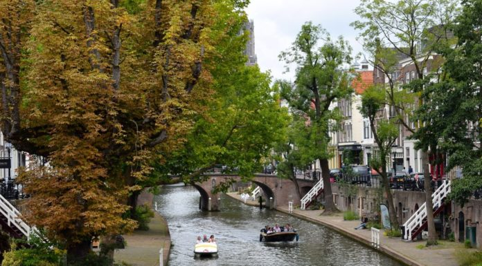 Moving to Utrecht: See the terraces and canals