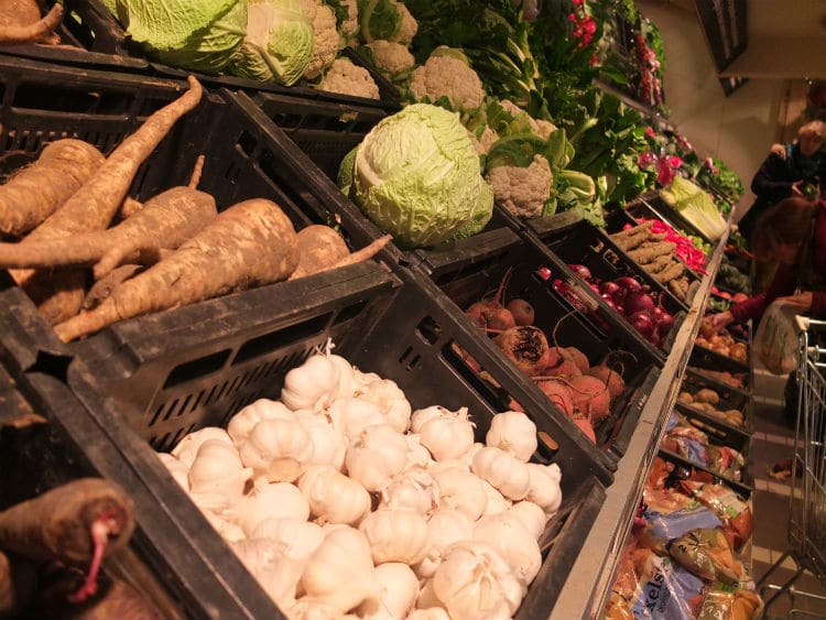 Vegan in the Netherlands