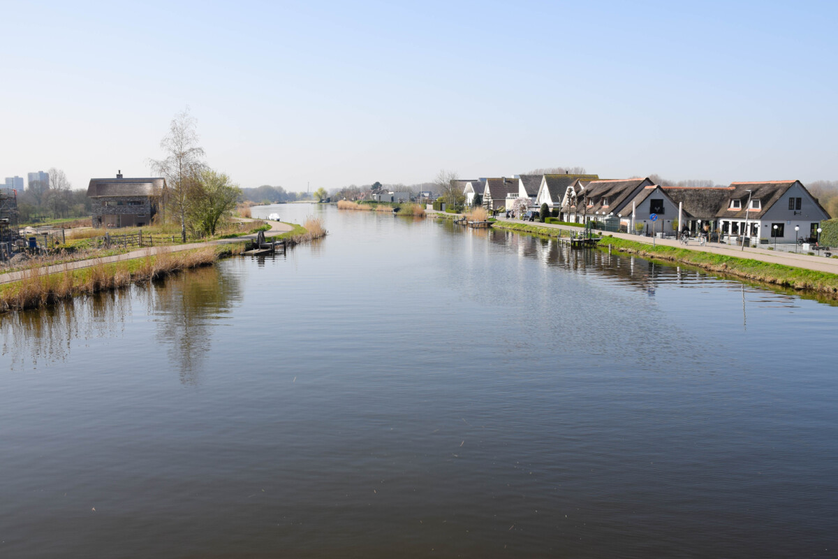 photo-of-the-views-on-the-walk-along-rotte-river