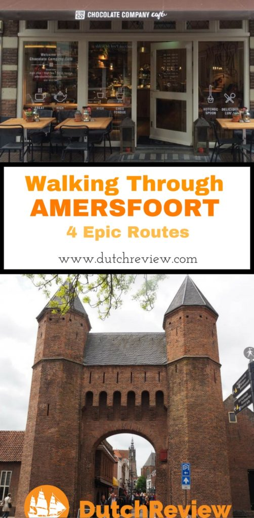 4 epic walking routes in pretty Amersfoort