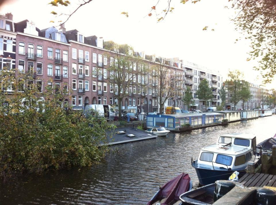 'Dude, have you seen my houseboat?' (Patrik Henderson)