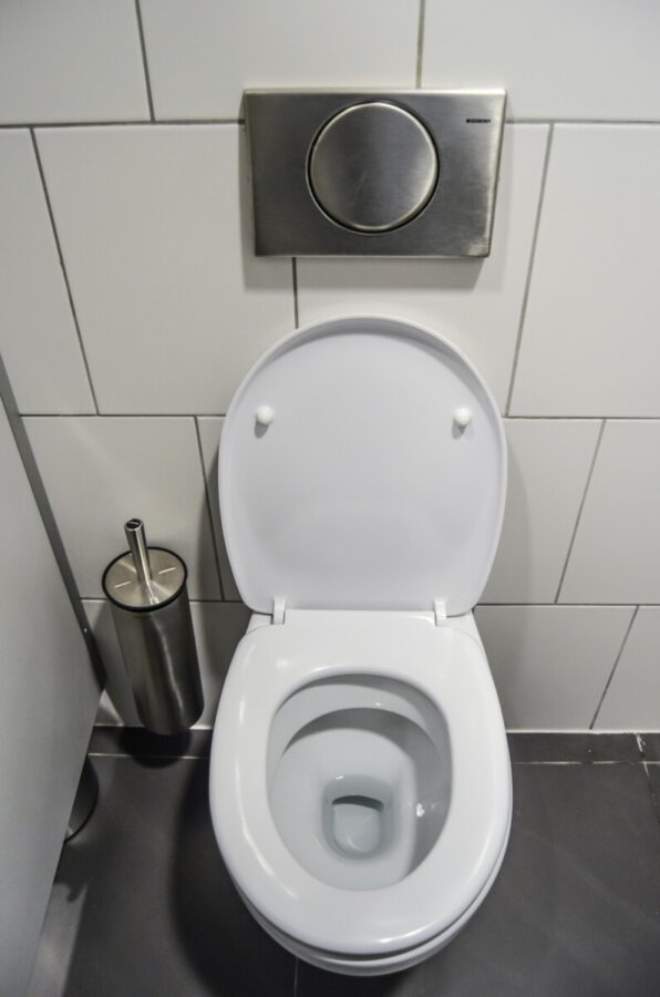 toilets in the netherlands