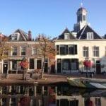 Sunshine in the Netherlands