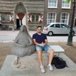 weird statues in the netherlands