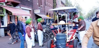 what not to do as a tourist in amsterdam