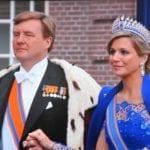 willem alexander king maxima queen pilot