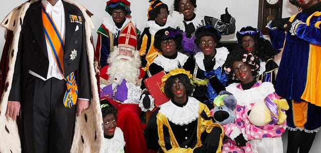 Three Stupid Things about the Dutch Zwarte Piet Riots