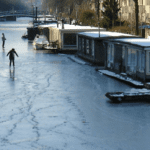 Living in Amsterdam in Winter