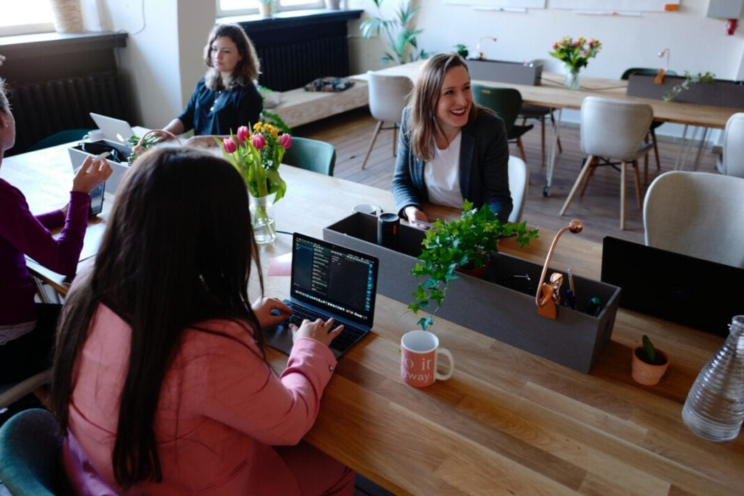 photo-of-women-at-work-at-office-in-netherlands
