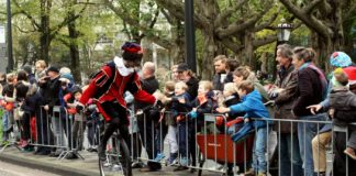 new version of Zwarte Piet