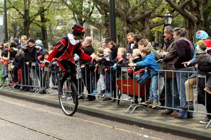 new version of Zwarte Piet